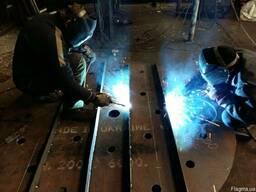 Строительные металлоконструкции - производство, монтаж