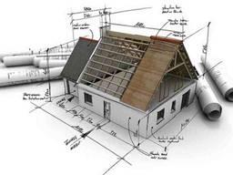 Строительные работы: дома, фасады, под ключ любой сложности