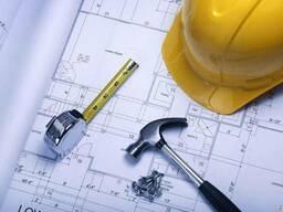 Строительные работы. Малоэтажное строительство