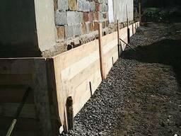Строительство. Донецк. Фундаменты. Ремонт и надежное усилени - фото 3
