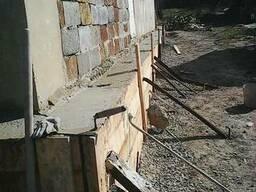 Строительство. Донецк. Фундаменты. Ремонт и надежное усилени - фото 4