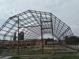 Строительство ангаров под ключ Украина