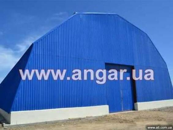 Строительство ангаров складов цехов модульных зданий