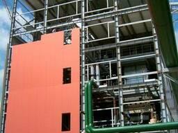 Строительство ангаров, складов, каркасов БМЗ