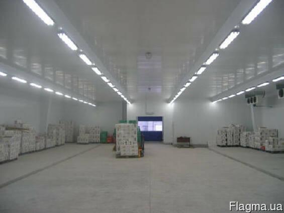 Строительство ангаров,складов,овочехранилищ,