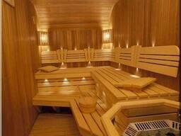Строительство бани, каркасная баня, модульные бани.