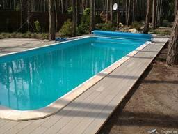 Строительство бассейнов, монтаж оборудования