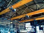 Строительство цехов с грузоподъемным оборудованием - фото 1