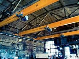 Строительство цехов с грузоподъемным оборудованием