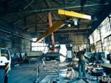 Строительство цехов с грузоподъемным оборудованием - фото 2