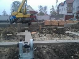 Строительство частных домов, коттеджей.