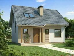 Строительство дачного дома недорого