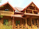 Строительство деревянных домов - фото 2