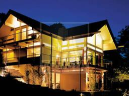 Строительство деревянных домов под ключ, проектирование. ..