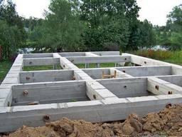 Строительство домов, фундаментов, металлоконструкций