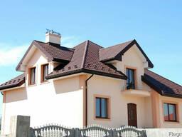 Строительство домов, готелей, магазинов под ключ в Крыму