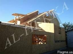 Строительство домов и коттеджей, каркасное строительство