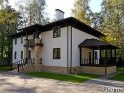 Строительство домов и коттеджей под ключ в Днепропетровске