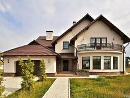 Строительство домов, коттеджей под ключ. Проектирование.