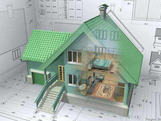 Строительство домов, коттеджей, ремонтные работы