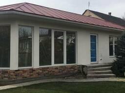 Строительство домов с отделкой под ключ, 400 $/м2