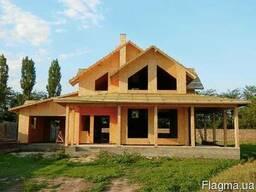Строительство домов из сип панелей. сип дом
