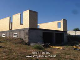 Строительство энергоэффективных домов Харьков