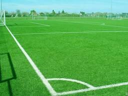 Строительство мини футбольного поля цена, искусственное поле