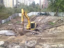 Строительство и проектирование искусственных водоемов и пруд