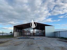 Строительство и реконструкция прямостенных ангаров, складов.
