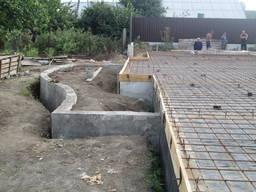 Строительство и ремонт. Фундаменты, коробка, бетонные работы