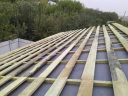 Строительство и ремонт крыши Харьков.
