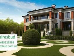 Строительство котеджей , частных домов, дач «под ключ»
