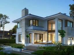 Строительство коттеджей, домов, расширение балконов. Кровля