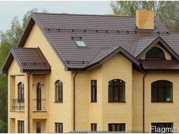Строительство. Кровля и фасады в Крыму.