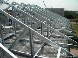 Строительство крыш. Строительство мансарды.