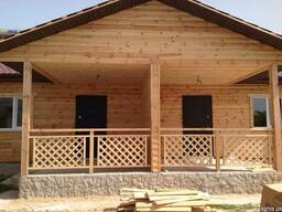 Строительство мини-отелей и гостиниц