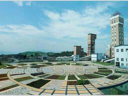 Строительство объектов горнодобывающей промышленности. ..