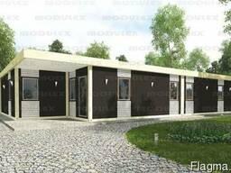 Модульные гостиницы, модульные отели, строительство гостиниц