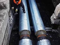 Строительство, ремонт, монтаж сетей отопления и теплоснабжен