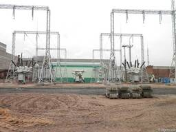 Строительство, ремонт трансформаторных подстанций