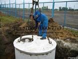 Строительство септика из бетонных колец - photo 3