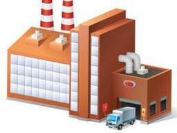 Строительство складов, ангаров, цехов под ключ (без...