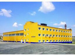 Строительство складов для сырья, БМЗ склад