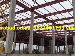 Строительство складов и ангаров Одесса - фото 7
