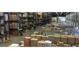 Строительство таможенных складов для временного хранения