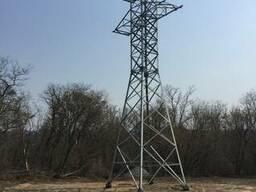 Строительство воздушных и кабельных линий электропередач