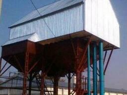 Строительство ЗАВ-25, ЗАВ-50.ЗАВ-100