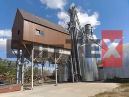 Строительство зерноочистительных комплексов ЗАВ, КЗ