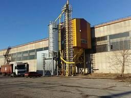Строительство зерноочистительных комплексов ЗАВ